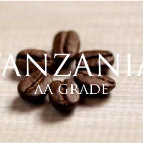 タンザニア AA グレード